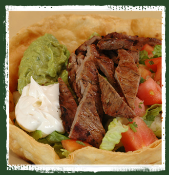 Zona Fresca - Steak Tostada