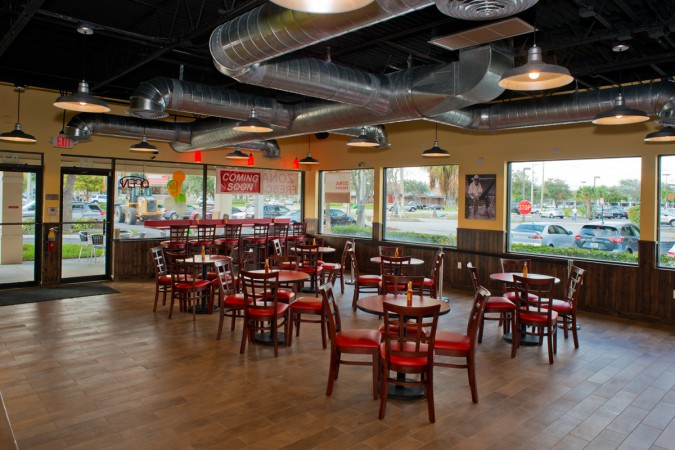 Delray Beach - Restaurant Interior
