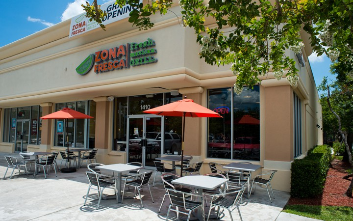 Coral Springs - Restaurant Exterior
