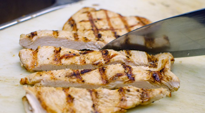 Fresh Mexican Food - Charbroiled Chicken