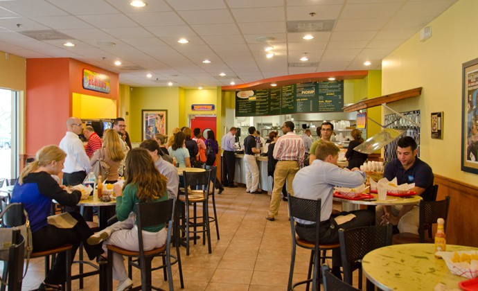 Zona Fresca Plantation Fresh Lunch South Florida S