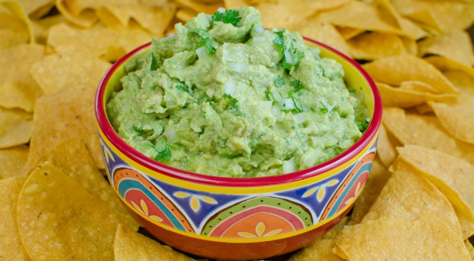 Fresh Mexican Food - Guacamole
