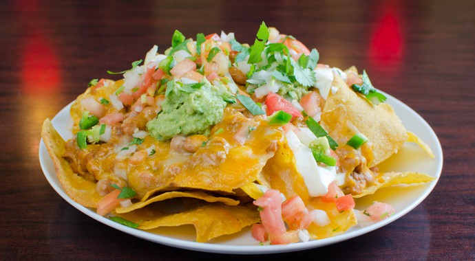 Fresh Mexican Food - Nachos